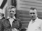 Benton MacKaye and Myron Avery